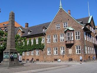 Bispegården, Copenhagen - Bispegården