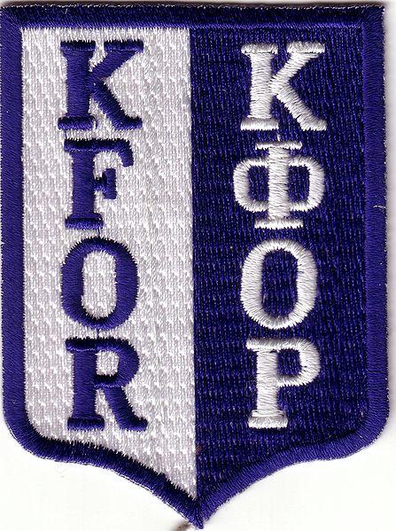 Image:KFOR Logo Armpatch.JPG