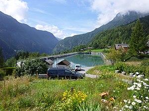 Salvan, Switzerland - Les Marécottes
