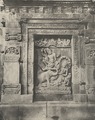 KITLV 88161 - Unknown - Relief on a temple at Deogarh in British India - 1897.tif