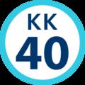 KK-40 station number.png