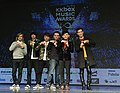 KKBOX Music Awards preparatory press conference 20150123.jpg