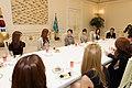 KOCIS First lady Kim Yoon-ok and SNSD, Girls' Generation (6068117115).jpg