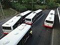 Kačerov, autobusový terminál, autobusy XC a 196.jpg