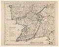 Kaart van Zuid-Portugal en Zuidwest-Spanje Portugaliae meridionalis plagae (titel op object), RP-P-1939-1417.jpg