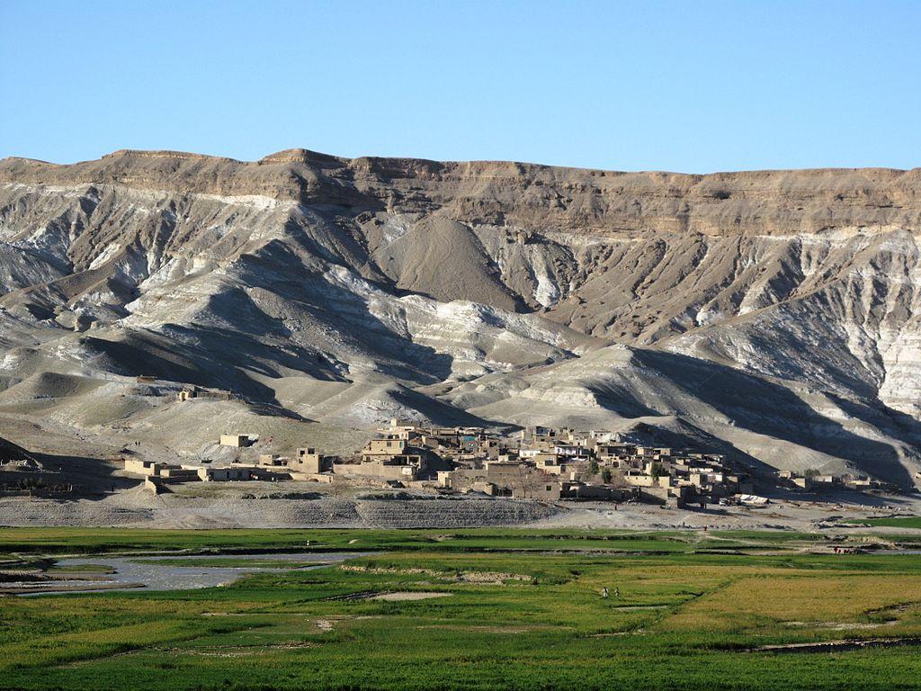 Kabul-Jalalabad Highway - scene