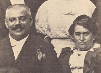 Franz Kafka - Hermann and Julie Kafka