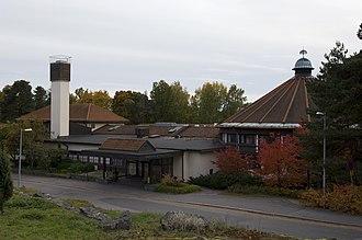 Munkkiniemi - The old congress part of Kalastajatorppa