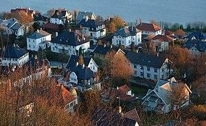 Kalfaret - Houses at Kalfaret