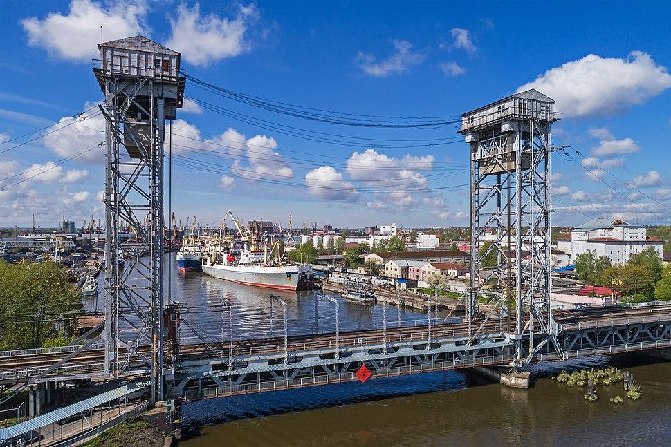 Kaliningrad 05-2017 img41 Reichsbahn Bridge