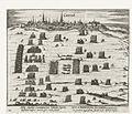 Kamerijk ontzet door de hertog van Anjou, 1581.JPG