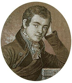 Vasily Karazin - Image: Karazin Engraving