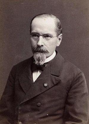 Karl Kořistka - Kořistka in 1881