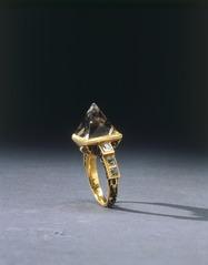 Charles IX's coronation ring