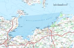 Priwall Karte.Baie Du Mecklembourg Wikipedia