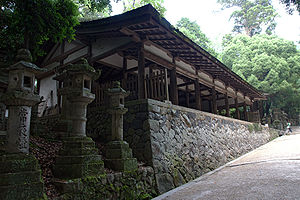 Kasuga-taisha - Image: Kasuga taisha 02st 3200
