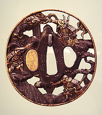 Чем отличается боевая катана от катаны для тамэсигири?: Японское