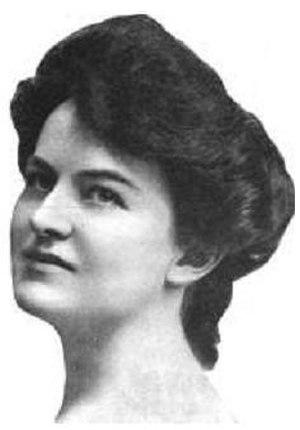 Kate Condon - Circa 1905
