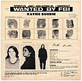 Kathy Boudin FBI wanted poster issued 1 May 1970.jpg