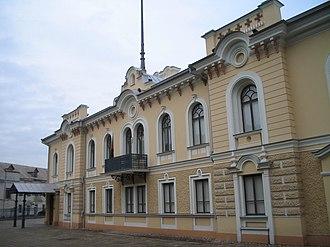 Historical Presidential Palace, Kaunas - The Historical Presidential Palace in Kaunas