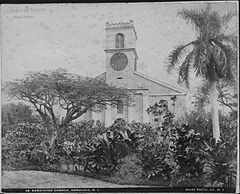 Kawaiahao Church, photograph by Frank Davey (PP-15-11-018).jpg