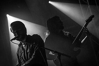 Kayo Dot - Kayo Dot performing at Roadburn Festival, 2015