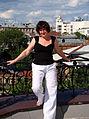 Kazakova Tatyana Artist on Roof.jpg