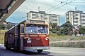 Keele TTC bus loop in 1968.jpg