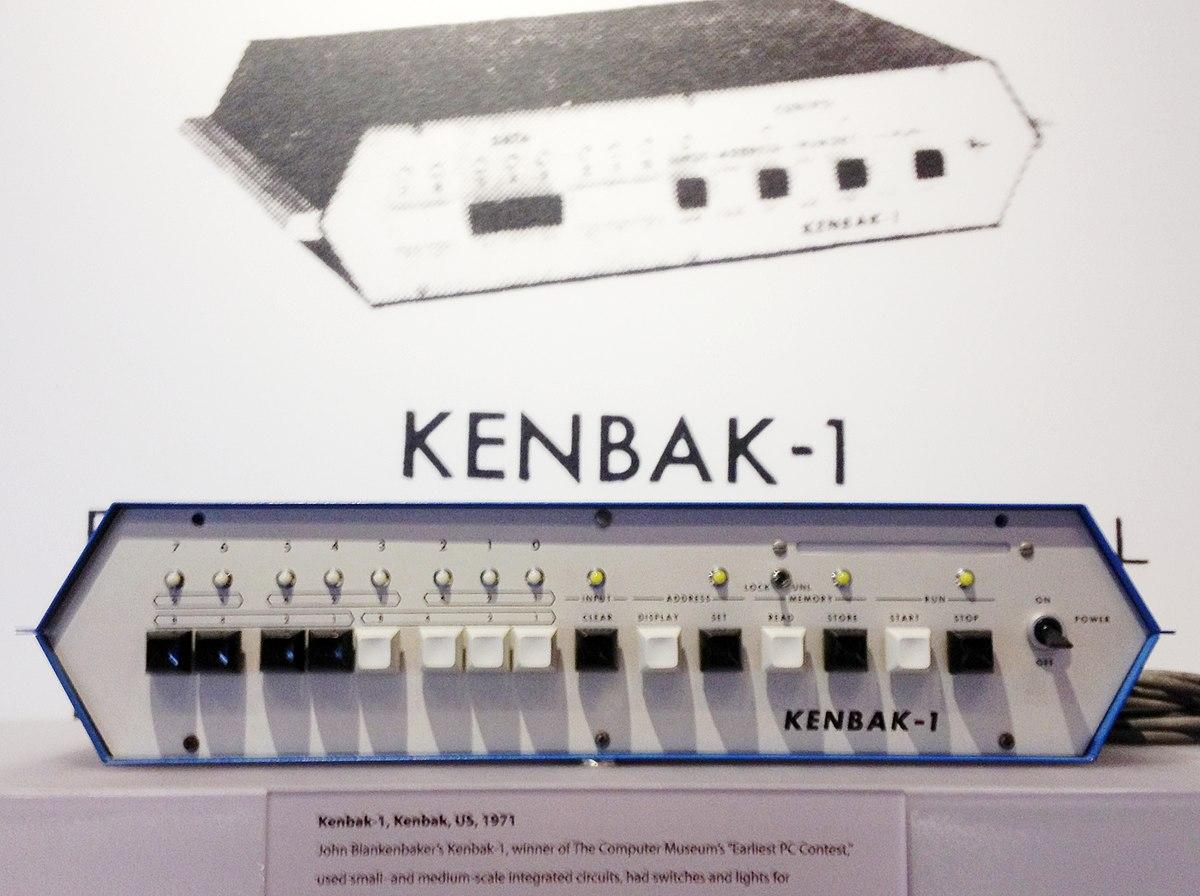 kenbak 1 wikipedia. Black Bedroom Furniture Sets. Home Design Ideas