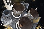 Kennedy Space Center, Atlantis boosters.JPG
