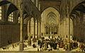 Kerkinterieur met Christus predikend voor een menigte Rijksmuseum SK-A-1991.jpeg