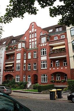 Schillerstraße in Kiel