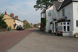 Kilby Human settlement in England
