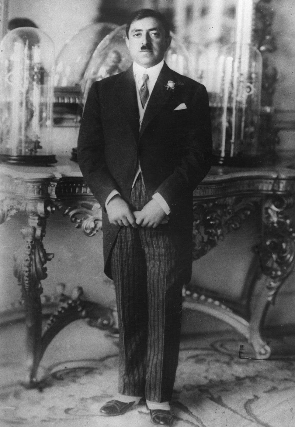 King Amanullah of Afghanistan