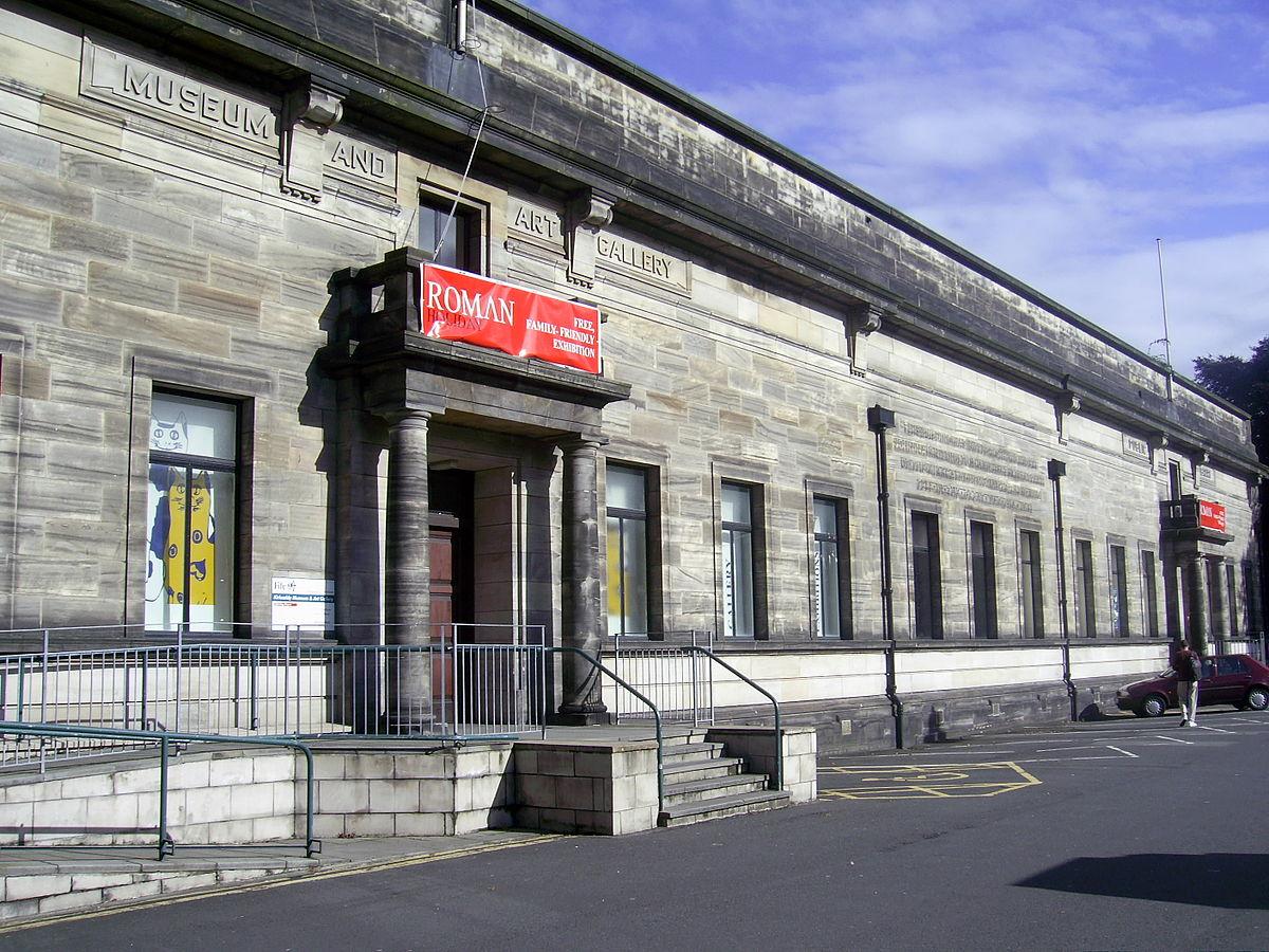 Exhibition Displays : Kirkcaldy galleries wikipedia