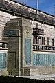 Kirkcaldy War Memorial - detail view from S.jpg