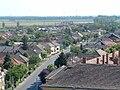 Kisújszállás, a Széchenyi utca látképe Karcag irányába (2007) ( Street View of Széchenyi direction of Karcag) - panoramio.jpg