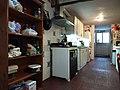 Kitchen at Destino26 hostel in Montevideo.jpg