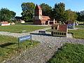 Kjøge Mini-By - signs and church.jpg