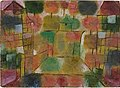 Klee Tree and Architecture--Rhythms 2.jpg