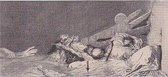Max Klinger - Image: Klinger Ängste 1893