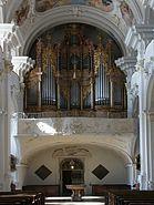 Klosterkirche Niederaltaich 4