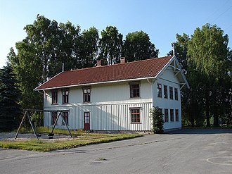 Solum, Norway - Image: Klovholt Skole