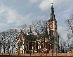 Kościół parafialny w Mełgwi.jpg