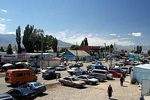 Kochkor - Image: Kochkor, Kyrgyzstan