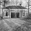 Koetshuis, voorgevel, Ridderhofstad Blikkenburg - Zeist - 20221586 - RCE.jpg