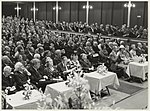 Koningin Juliana, Prins Bernhard, Prinses Beatrix en Prins Claus op de eerste rij in het Concertgebouw. NL-HlmNHA 54025965.JPG