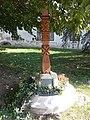 Kopjafa Denkmal, Szentlélek Platz, 2020 Óbuda.jpg