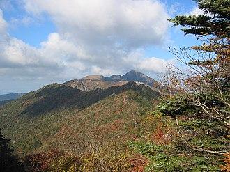 Jirisan - Image: Korea Mountain Jirisan 07