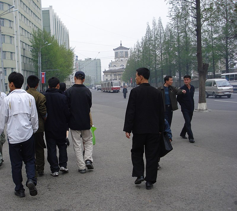 Korean youth on Pyongyang street.jpg